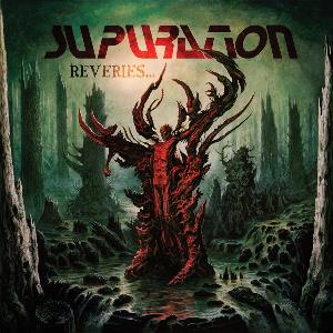 SUPURATION - Reveries... CD album cover