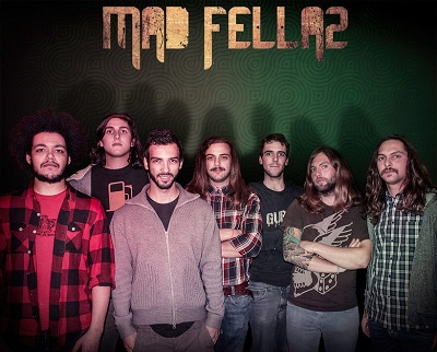 MAD FELLAZ image groupe band picture