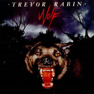 Trevor Rabin - Wolf CD (album) cover