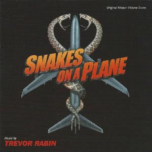 Trevor Rabin - Snakes On A Plane (original Motion Picture Score) CD (album) cover