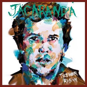 Trevor Rabin - Jacaranda CD (album) cover