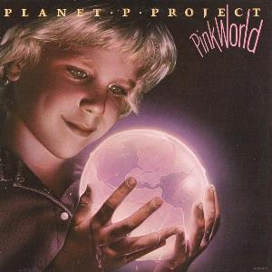 PLANET P PROJECT - Pink World CD album cover