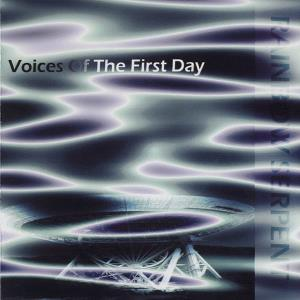 Rainbow Serpent - Voices Of The First Day CD (album) cover