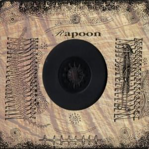 Rapoon - Raising Earthly Spirits CD (album) cover