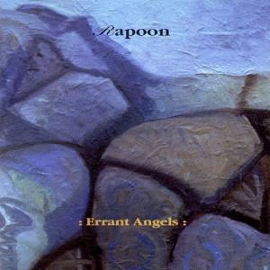Rapoon - Errant Angels CD (album) cover