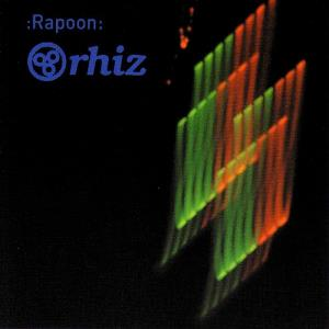 Rapoon - Rhiz CD (album) cover