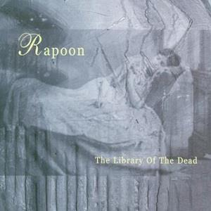 Rapoon - The Library Of The Dead CD (album) cover