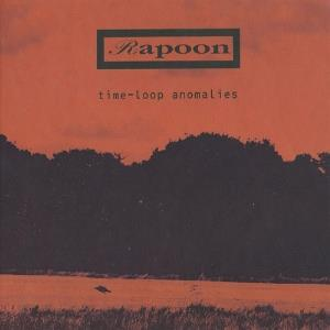 Rapoon - Time-loop Anomalies CD (album) cover
