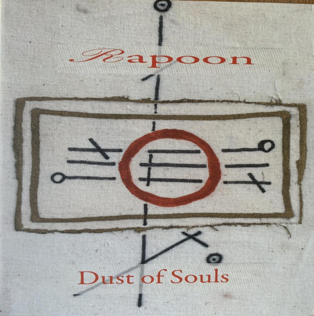 RAPOON - Dust Of Souls CD album cover