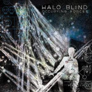 Halo Blind - Occupying Forces CD (album) cover