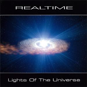 Realtime - Lights Of The Universe CD (album) cover