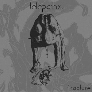 Telepathy - Fracture CD (album) cover