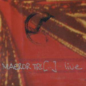 Maeror Tri - Live In Nevers At 'musiques Ultimes' CD (album) cover