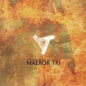 Maeror Tri - Tapes / Live In Nevers CD (album) cover