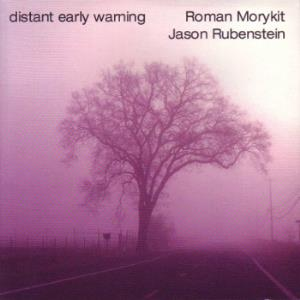 Jason Rubenstein - Distant Early Warning CD (album) cover