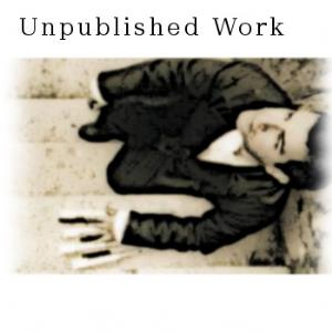 Jason Rubenstein - Collected Work 2001-2004 : Unpublished Work CD (album) cover