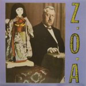 Z.o.a - Z.o.a CD (album) cover