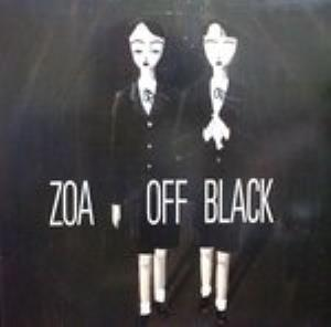 Z.O.A - Off Black CD album cover
