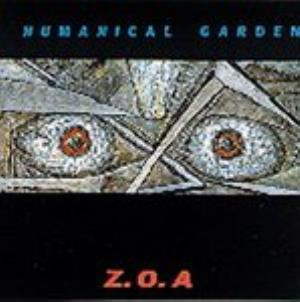 Z.o.a - Humanical Garden CD (album) cover