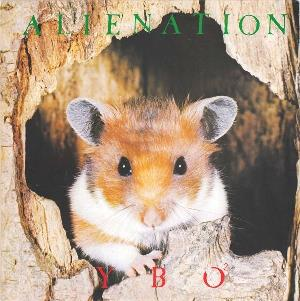 Ybo² - Alienation CD (album) cover