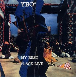 Ybo² - My Rest Place Live CD (album) cover