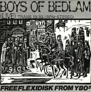 Ybo² - Boys Of Bedlam CD (album) cover