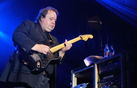 STEVE ROTHERY image groupe band picture