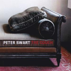 Peter Swart - The Couch CD (album) cover