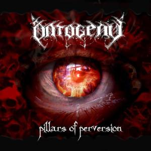 Ontogeny - Pillars Of Perversion CD (album) cover