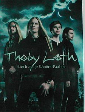 Thoby Loth - Live From The Wooden Realms DVD (album) cover