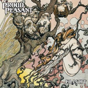 Proud Peasant - Flight CD (album) cover