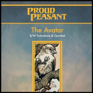 Proud Peasant - The Avatar CD (album) cover
