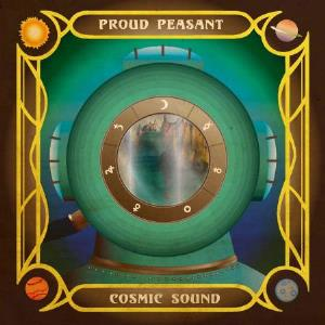 Proud Peasant - Cosmic Sound CD (album) cover