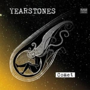 Yearstones - Comet CD (album) cover