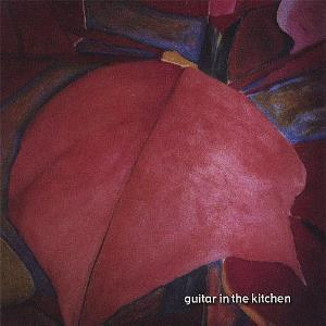 Rudy Perrone - Guitar In The Kitchen CD (album) cover