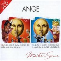 Ange - Master Serie Vol.1 & 2 CD (album) cover