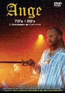 Ange - Seventies-eighties - Deux D�cennies De Concert DVD (album) cover