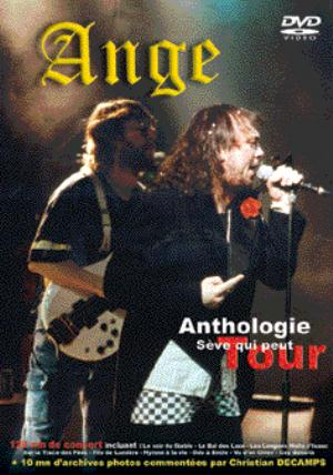 Ange - Anthologie - S�ve Qui Peut Tour DVD (album) cover