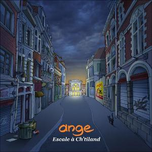ANGE - Escale à Ch'tiland (2cd+dvd) CD album cover