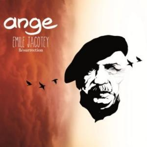 Ange - Emile Jacotey R�surrection CD (album) cover