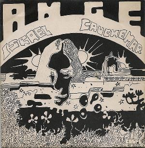 Ange - Israel CD (album) cover
