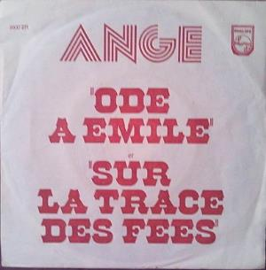 Ange - Ode A Emile CD (album) cover
