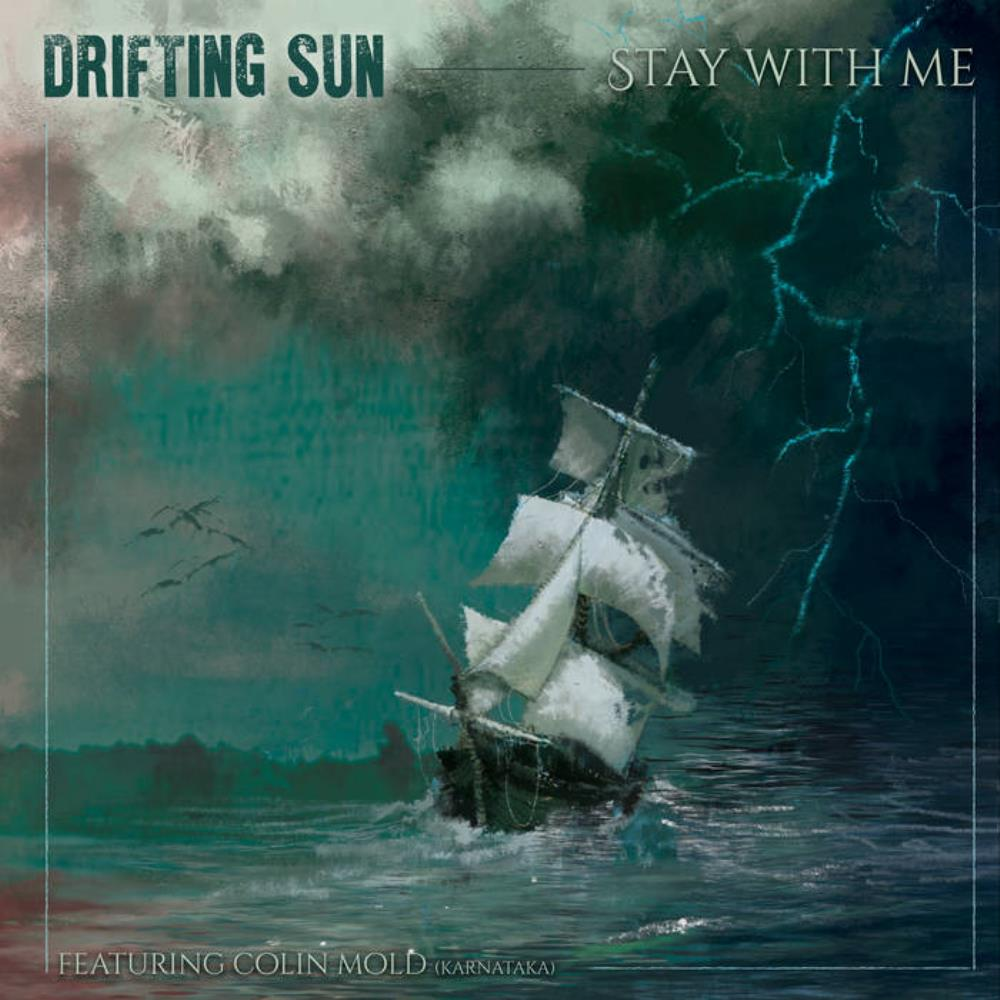 Drifting Sun - Stay With Me CD (album) cover