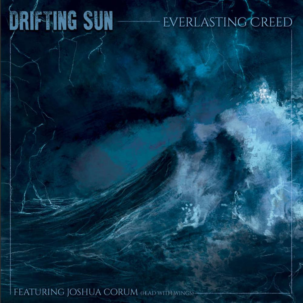Drifting Sun - Everlasting Creed CD (album) cover
