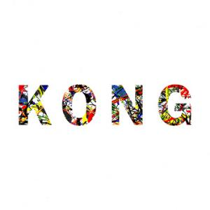 Lost In The Riots - Kong (single) CD (album) cover