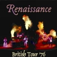 Renaissance - British Tour '76 CD (album) cover