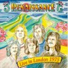 Renaissance - Renaissance Live In London 1975 CD (album) cover