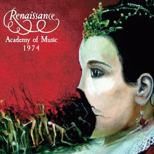 Renaissance - Academy Of Music 1974 CD (album) cover