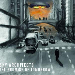 Sky Architects - The Promise Of Tomorrow CD (album) cover