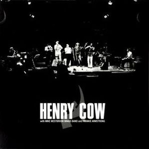 Henry Cow - Unreleased Orckestra Extract CD (album) cover